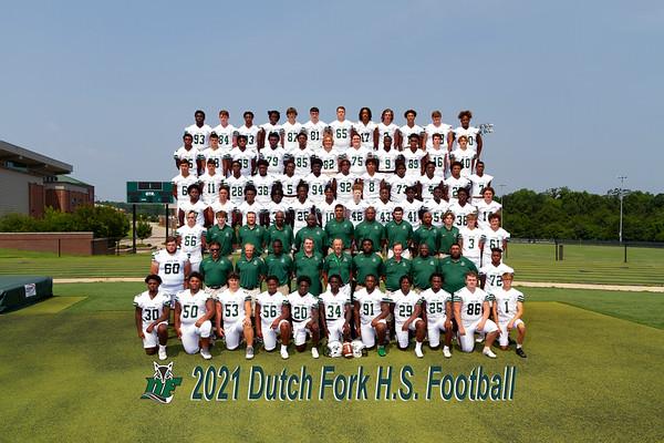 2021 Varsity Football
