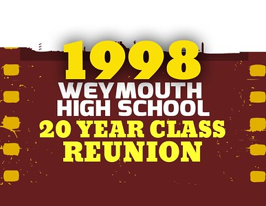 Weymouth HS 20th Class Reunion!