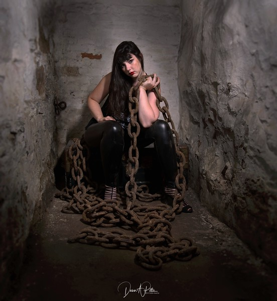 Cassidy in Chains