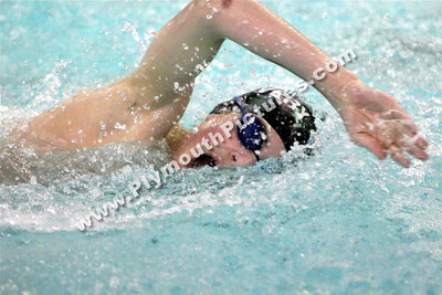 2012 - Swimming - East-Pioneer - Discovery-West - March 20, 2012