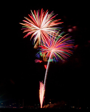 Apple Valley Fireworks Show