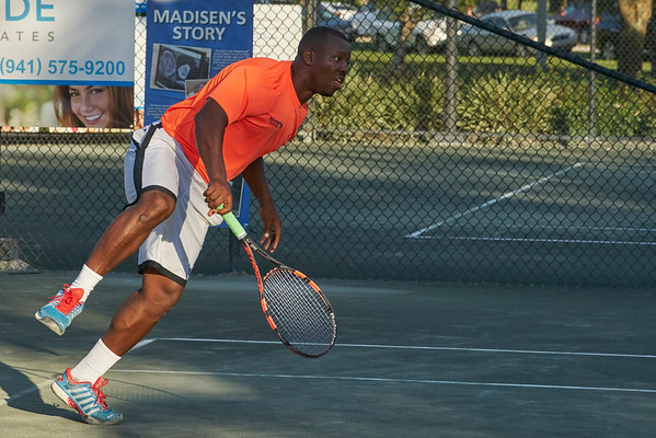 FCC Club Pro tennis tournament