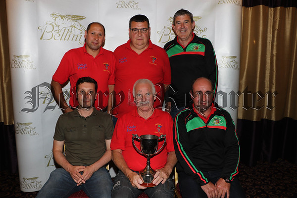 NEWRY AND DISTRICT DARTS LEAGUE FINALS