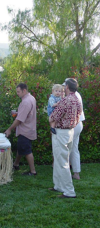 Luau June 7, 2003