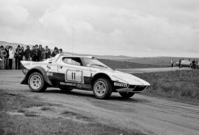 Donegal Rally 1979
