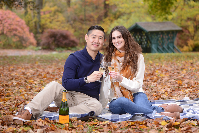 Cathy Bruce and Brian Luu - October 28th 2019