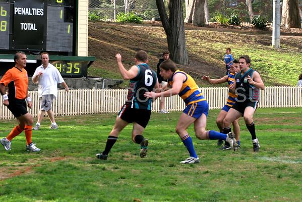2006 Round 11 Seniors vs UTS