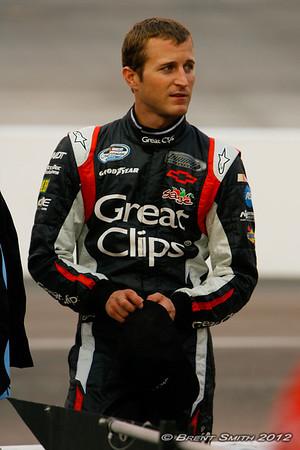 Bristol Motor Speedway August 24, 2012