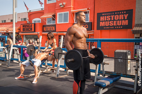 Favorite photos from the 02/27/16 Muscle Beach photo shoot