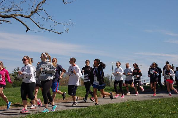 5K Race - 2013