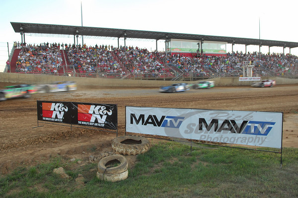 Lawrenceburg Speedway (IN) 8/27
