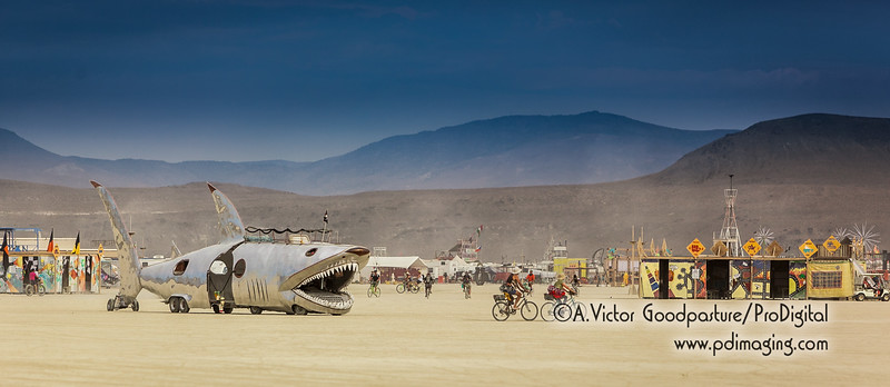 With each art car, they kept getting more amazing and more creative.