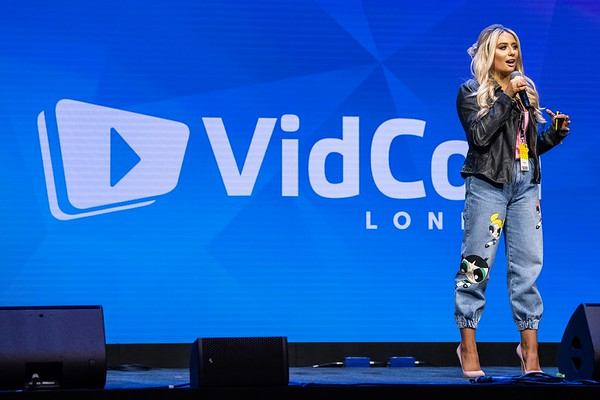 22/2/20 VidCon London