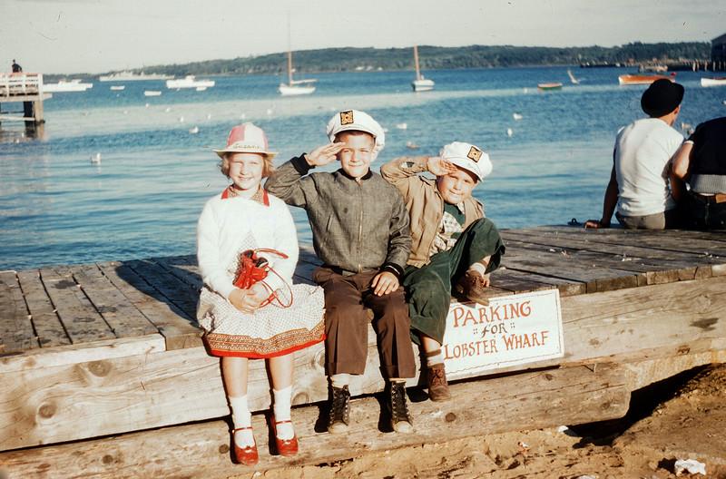 1955 John, Sue & Greg in Maine.jpg