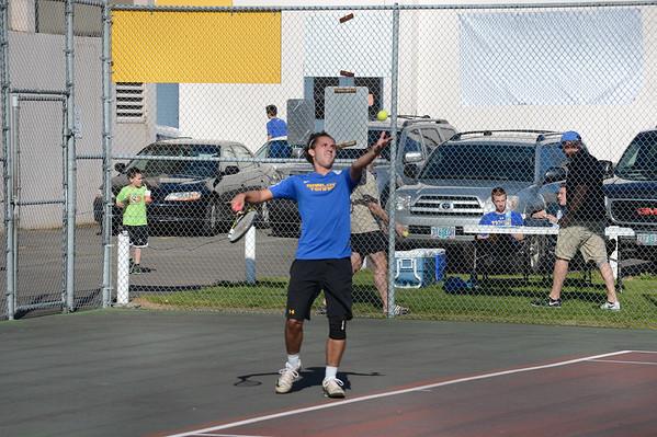 2015 04-18 Tennis - Barlow v Oregon City