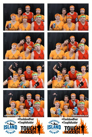 Tough Mudder - Day 2 - June 17, 2018