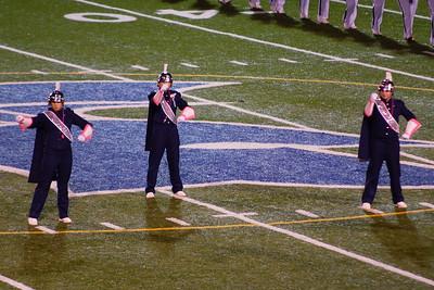10-18-2013 Hempfield Band at Norwin Game
