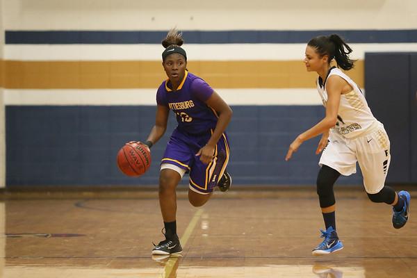 Pearl-Hattiesburg Girls Basketball 11.13.14
