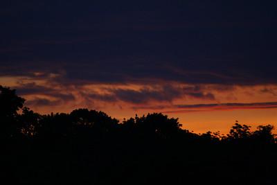 Sunset 20080526