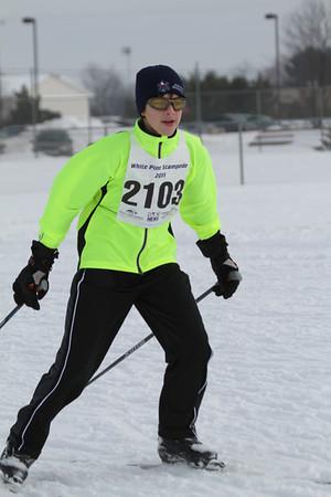 2011-02-05 White Pine Stampede: 20k Start