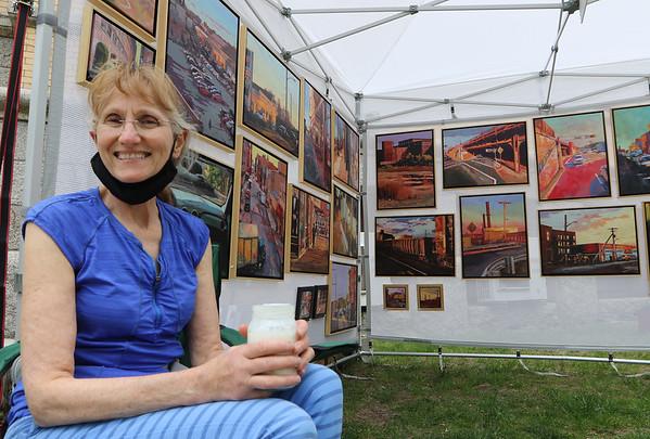 Lowell Cultural Council Arts Market 051521