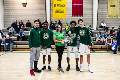 2019-02-15 - Basketball Senior Night