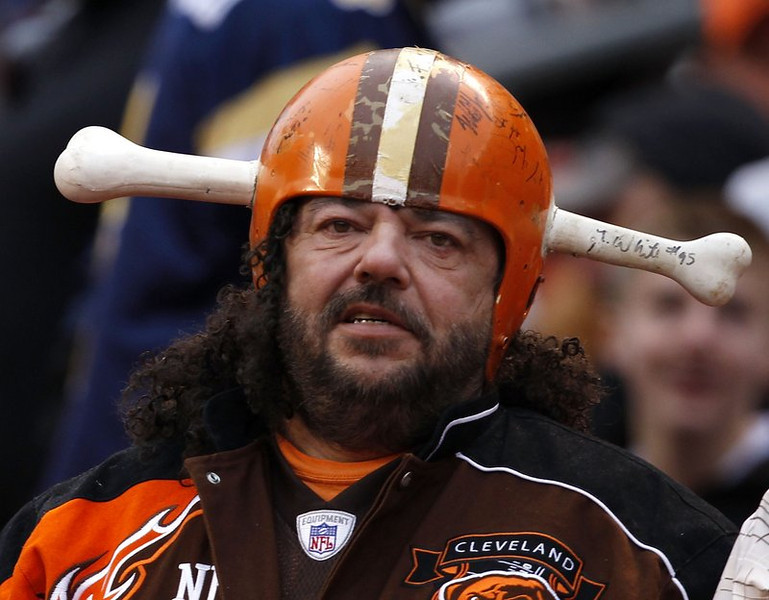 ". <p>2. CLEVELAND BROWNS <p>Their fans better quit their bitching, or else they�ll move again. (3) <p><b><a href=\'http://www.twincities.com/sports/ci_24129582/cleveland-browns-focused-2014-not-vikings\' target=""_blank\""> HUH?</a></b> <p>     (Matt Sullivan/Getty Images)"