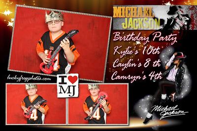 MJ Birthday Party 3_22_14