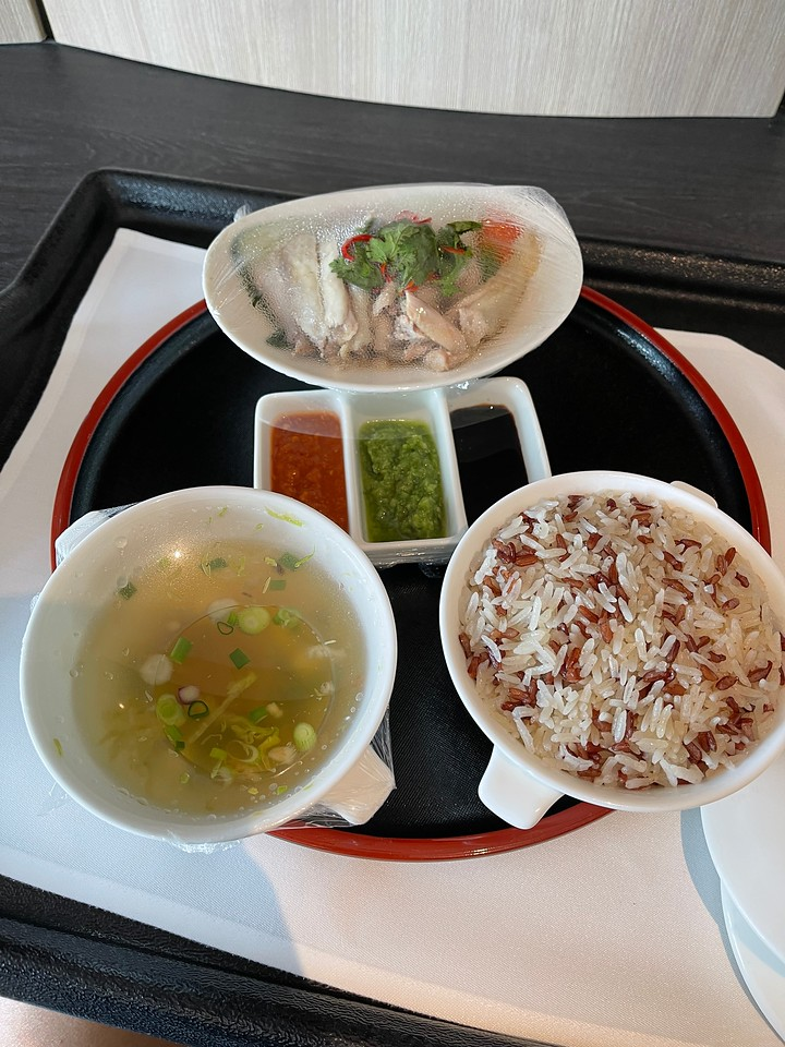 PARKROYAL COLLECTION Marina Bay Day Stay Food