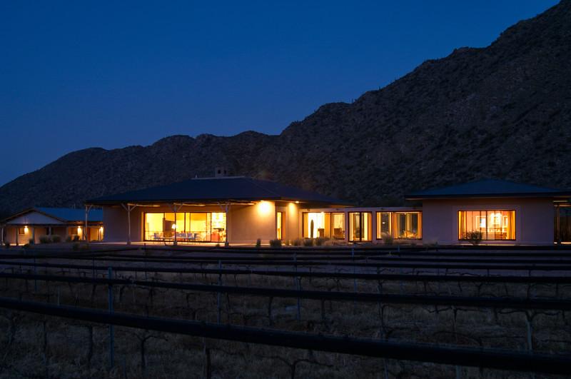 Cálido alojamiento en viñedo de La Rioja, Argentina