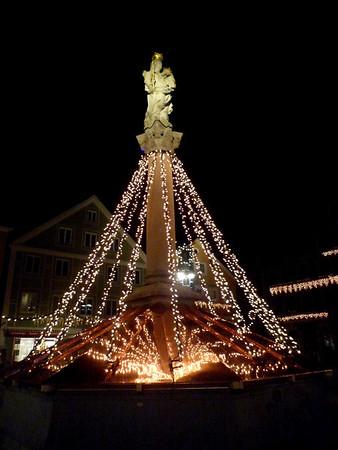 Mindelheim Christmas Market & The Nutcracker - December 2009