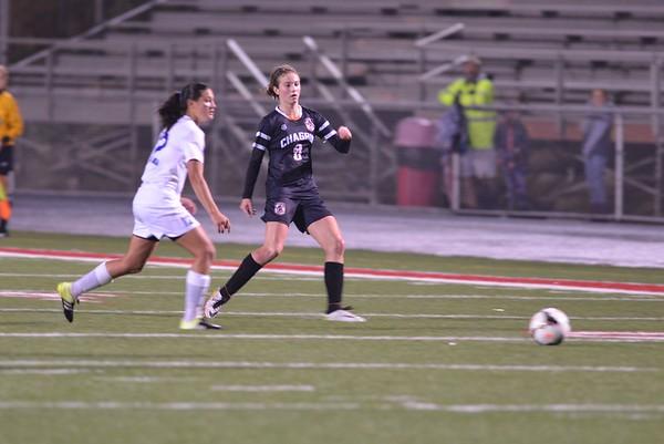Chagrin Ladies Soccer v. Bay (State Semis) '16