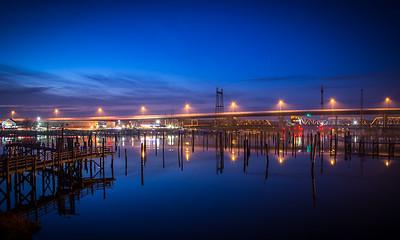 HNTB // Moses Wheeler Bridge