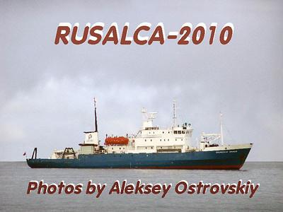 RUSALCA 2010 Ostrovskiy Photos