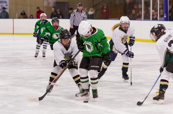 Game 26 - NBYHL Black Bears vs. FCHA