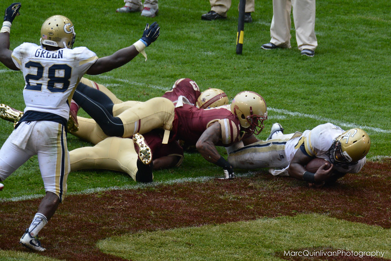 2016 - Boston College vs Georgia Tech