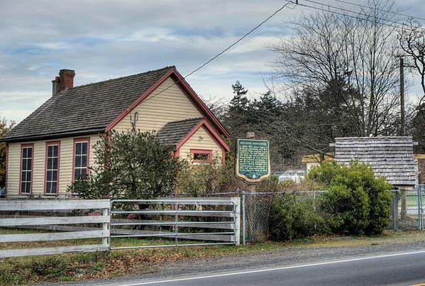 Metchosin Schoolhouse