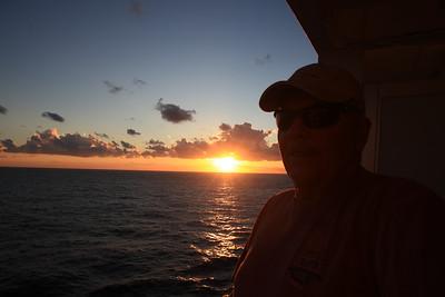 Day at Sea Nov 19