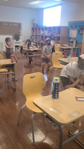 Mrs. Alvarez's Class