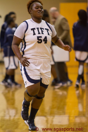 Tift Ladies vs Cook