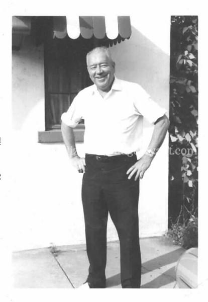 Joseph Judge II at Windmill