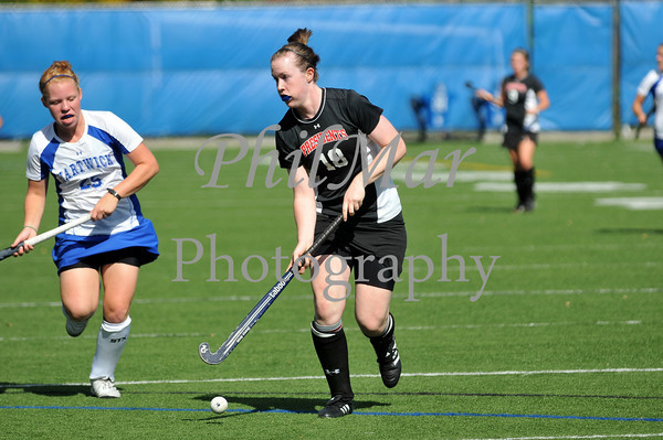 Washington and Jefferson VS Hartwick College Field Hockey 2010