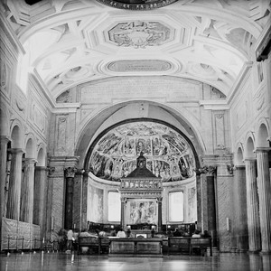 Cathedral In Rome