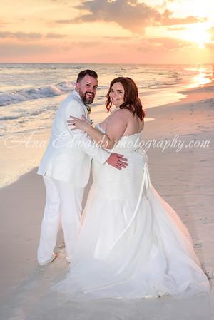 Mr. and Mrs. Shropshire  |  Panama City Beach, West End