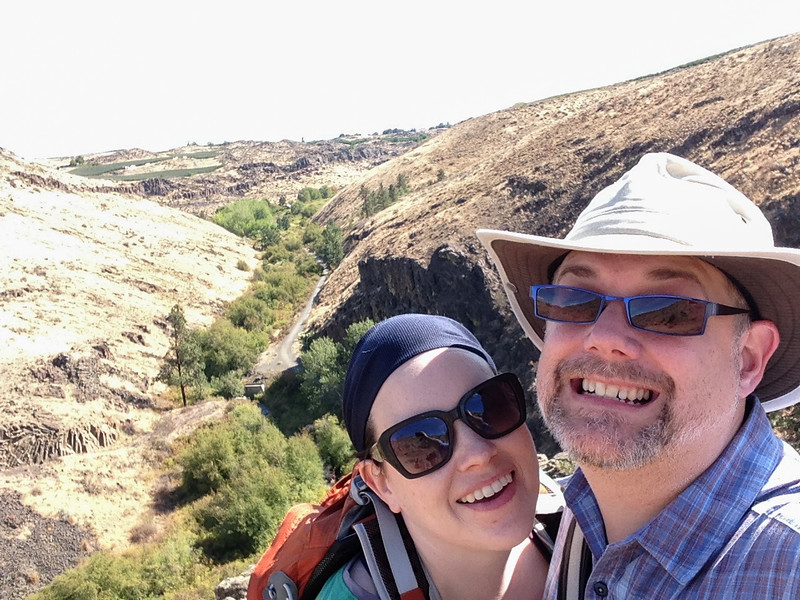 Cowiche Canyon near Yakima, WA