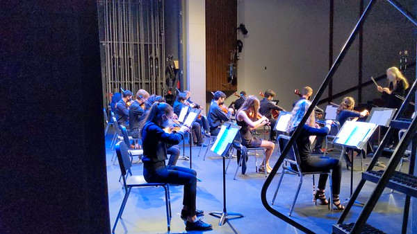 Orchestra - Julie Scull Photos (4/30/2021)
