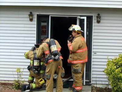 House Fire ~ Midwood Street