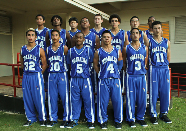 Moanalua vs Farrington 11/30/2011