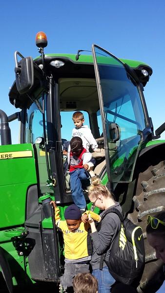 Farm Field Trip 2013