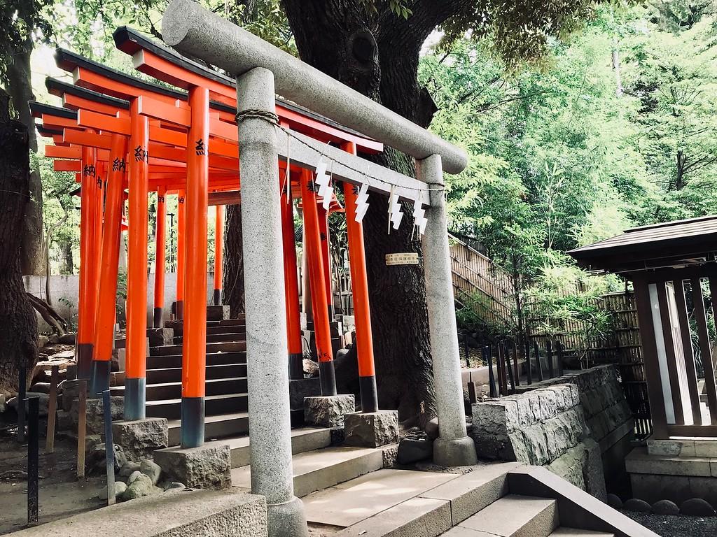 Nogi-jinja Shrine
